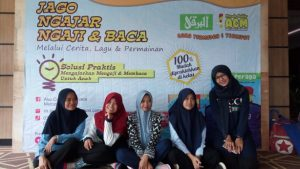 Workshop Literasi 8